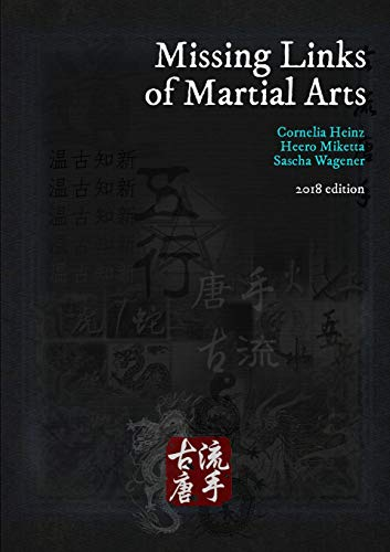 Missing Links of Martial Arts