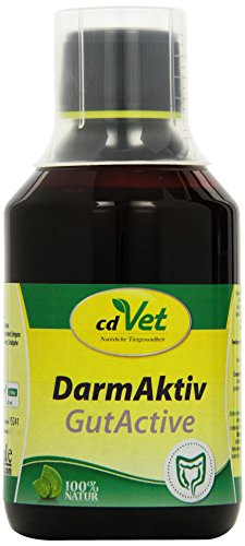 cdVet Naturprodukte DarmAktiv Hund & Katze 250ml