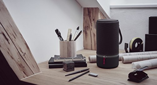 Libratone ZIPP Wireless Multiroom Lautsprecher – 360° Sound, WiFi, AirPlay 2, Bluetooth, 10h Akku – in fünf Farben wählbar - 11