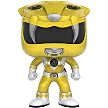 Power Rangers - Yellow Ranger figura de vinilo (Funko 10310)