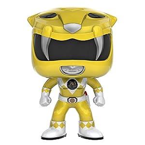 Power Rangers Yellow Ranger figura de vinilo Funko 10310