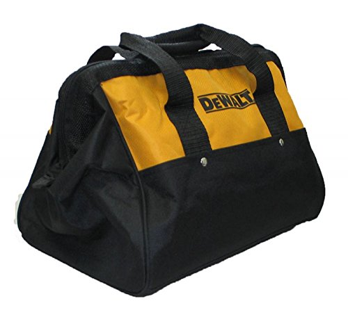"Price comparison product image Dewalt Tool Bag Heavy Duty 12"" Ballistic Nylon Power Tool Bag With Runners"