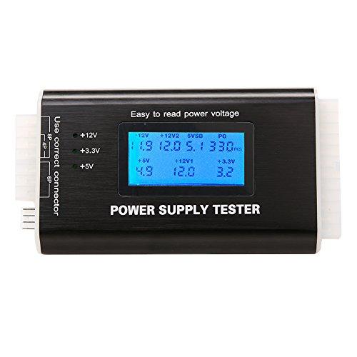 prettygood7 Stromversorgung NEU Digital LCD Netzteil Tester