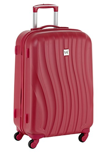 Wagner Luggage Mallette, 78cm, 34L, rouge (Rouge) - 86141403-09