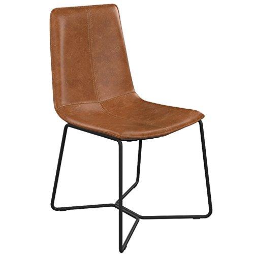 MEIDUO Durable Selles Chaire de loisirs chaise en bois massif chaise d'ordinateur pour intérieur extérieur