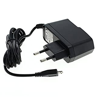 GIGAFOX® Ladegerät Ladekabel Datenkabel Netzteil (Micro-USB) 1,5m 1A für AVUS A57 - für schnelles Laden