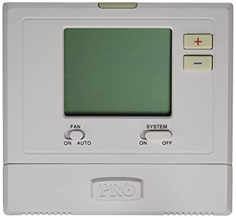 PRO1 IAQ T771 Touchscreen Non-Programmable Electronic Thermostat by PRO1 IAQ