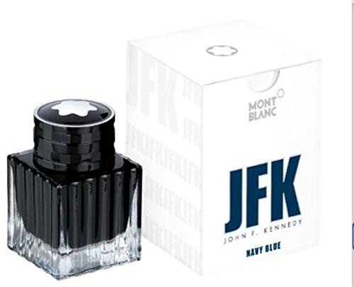 MONTBLANC FLASCHE TINTE JFK NAVY BLUE 30 ML 111409