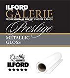 ILFORD GALERIE Prestige Metallic Gloss 260 GSM 36 Zoll - 91,4 cm x 30 m 1 Rolle
