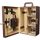 Telconi Bar Accessories Set For Car - Brown