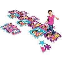 4' v 4' Activity Play Mat, Dora the Explorer by Nickelodeon