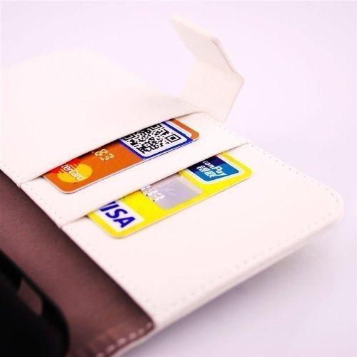 """Sunroyal für iPhone 6 6S 4.7"""" Flip Carbon-Style als Buch Etui seitlich Aufklappbar - Schutzhülle Kartenfach Diamant Bling Magnetverschluss PU Leder Klapp Strass Case Bumper Tasche ETUI / 3in1 Zubehör- Pattern 01"""