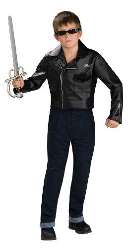 Mutt Child Costume Large (Deluxe Indiana Jones Kind Kostüme)