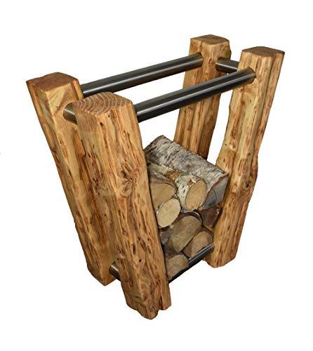 Holzkorb  <strong>Oberflächenbeschichtung</strong>   Pulverbeschichtet