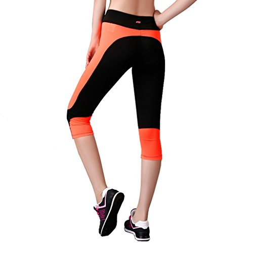 Super Modern - Legging de sport - Slim - Femme bleu ciel