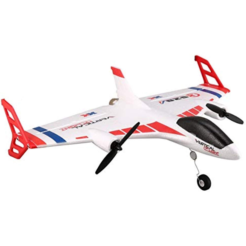 Kongqiabona XK X520 X520 X520 Avion VTOL 6CH 3D / 6G Décollage Vertical Terre Delta Wing Drone Brushless RC Avion à Ailes Fixes Jouet avec commutateur de Mode 9953a8