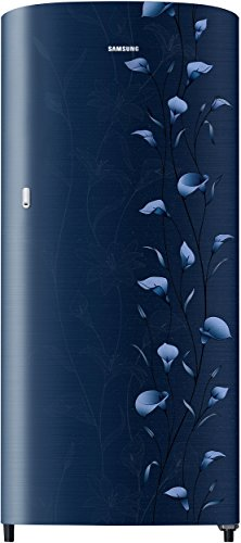 Samsung 192 L 2 Star Direct Cool Single Door Refrigerator(RR19N1112UZ/HL, RR19N2112UZ/NL, Lily Blue)