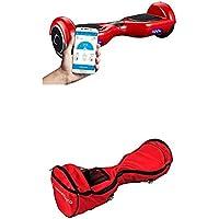 """SmartGyro X2 rojo, 6.5"""" + Bag Red"""