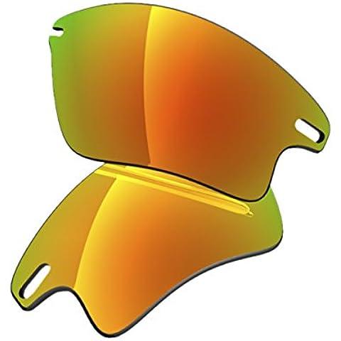 Oakley Repl. Lente Fast Jacket XL Fire Iridio cristal 43-456