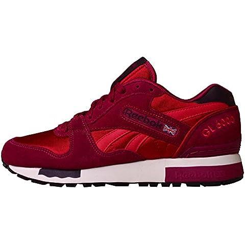 Reebok - Zapatillas para mujer rojo rojo talla única