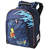 Backpack 2 Compartments Simpsons Family