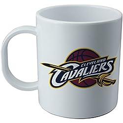 Taza y pegatina de Cleveland Cavaliers - NBA
