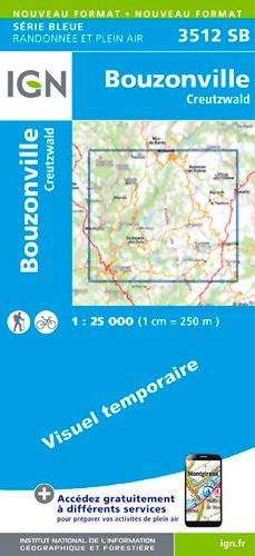 Descargar Libro 3512SB BOUZONVILLE CREUTZWALD de COLLECTIF
