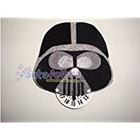 Disco orario con Darth Vader - star wars guerre stellari idea regalo