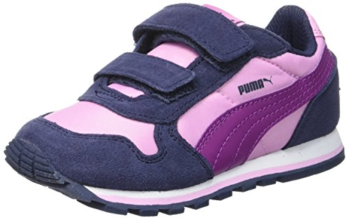 Puma St Runner NL V, Baskets Basses Fille