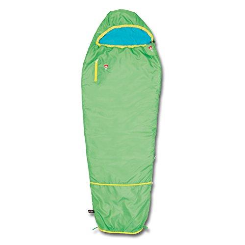 Grüezi Bag 05756 Mitwachsender Mumienschlafsack für Kinder | Ultraleicht,...