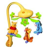 """Tomy 71164 - Disney Baby - Musik Mobile """"Schaukeln mit Winnie Puuh"""""""