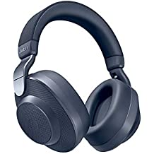 Jabra Elite 85h - Navy Blue Over Ear Headphones with ANC and SmartSound Technology, Alexa Enabled