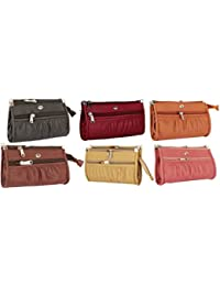 Rapidcostore Women's Clutch and Wallet Combo Offer RC-0808B