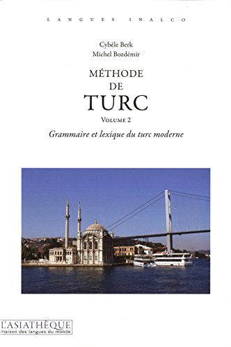 Méthode de turc volume 2