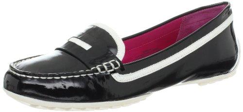 isaac-mizrahi-prisha-punta-cerrada-de-cuero-mujer-color-negro-talla-37