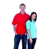 Uneek 250Gsm Unisex Premium Polo Shirt - Navy - Large