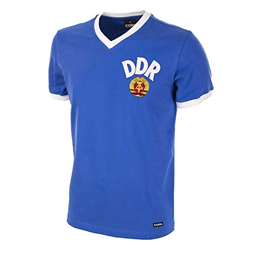 COPA Football - DDR WM 1974 Retro Trikot (Replica World Cup Soccer)