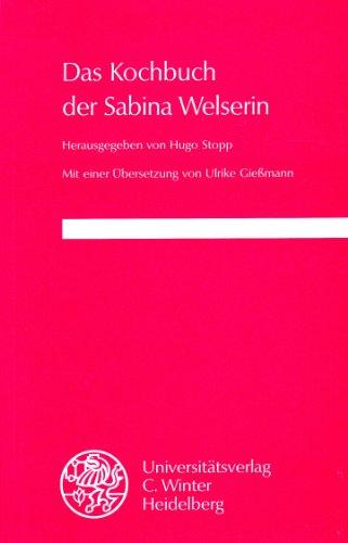 Das Kochbuch der Sabina Welserin (Germanische Bibliothek) - Wilden Salbei