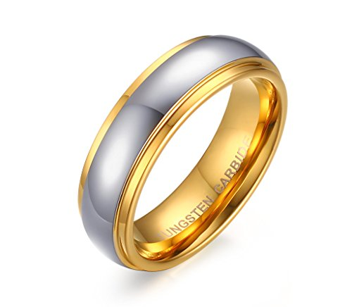 vnox-his-tungsten-carbide-wedding-couple-band-18k-gold-plated-comfort-fit-high-polish-rings-for-men