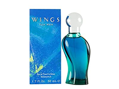 Giorgio Beverly Hills Wings for Men Eau de Toilette Spray for Him 50 ml from Elizabeth Arden