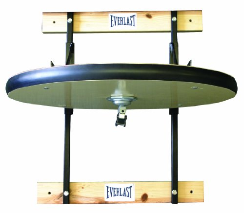Everlast Erwachsene Boxartikel 4264 Speed Bag P/Form And Swivl Black, 1 SIZE -
