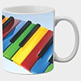 Printland music White Coffee Mug 350 - ml best price on Amazon @ Rs. 249