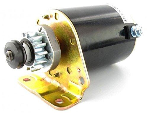 Anlasser passend für Briggs & Stratton Motor 693551 14 Zähne Starter 593934 (Briggs Und Stratton Starter)