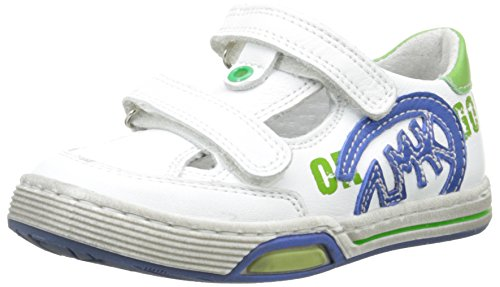 Little Mary Vincenzo Jungen Sneaker Weiß - Blanc (Nappa Blanc)