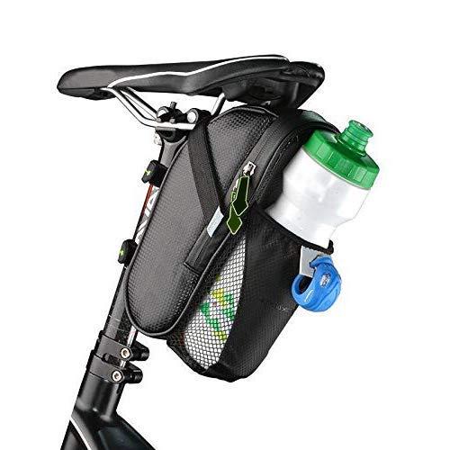 Wandervogel Satteltaschen Wasserfest Fahrrad Taschen Mit Flaschenhalter Kratzfest Reflektierend