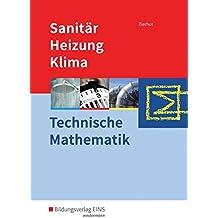 Sanitär-, Heizungs- und Klimatechnik: Technische Mathematik: Schülerband