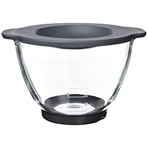 Kenwood KAT550GL Measuring Bowl Capacity of 4