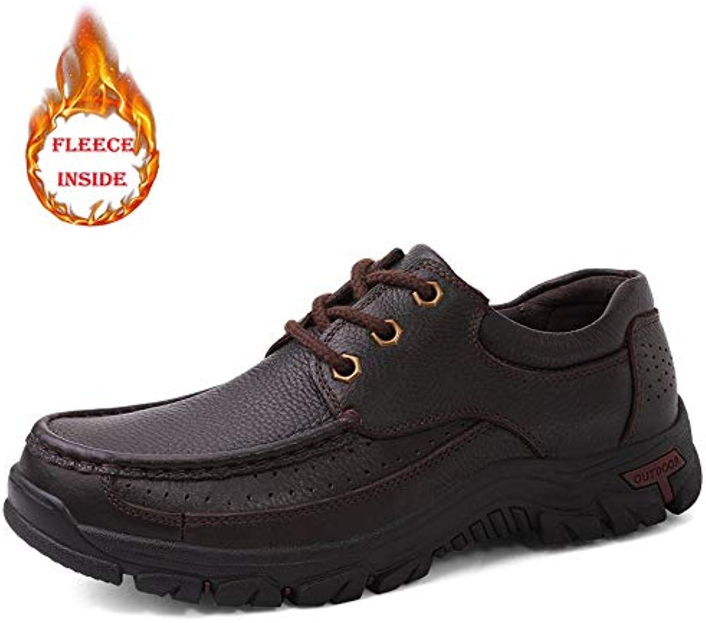 Xujw-shoes, Chaussures Homme 2018 Oxford Casual Casual pour Faux Fleece pour Casual Homme à l'intérieur de Chaussures Confortables... 7038cd