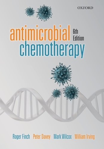 Antimicrobial Chemotherapy by Roger Finch (2012-03-02)