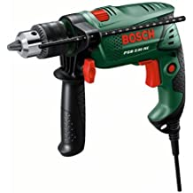 Bosch PSB 530 RE - Taladro percutor, color verde
